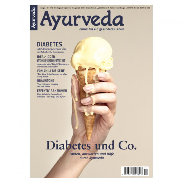 Ayurveda Journal Heft 34 - Diabetes