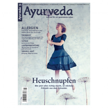 Ayurveda Journal Heft 35 - Allergien