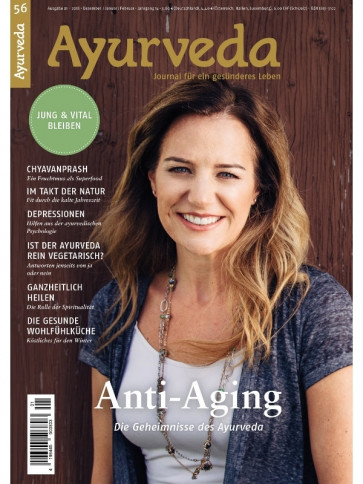 Ayurveda Journal Heft 56 - Anti-Aging