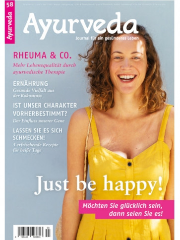 Heft 58 - Just be happy!