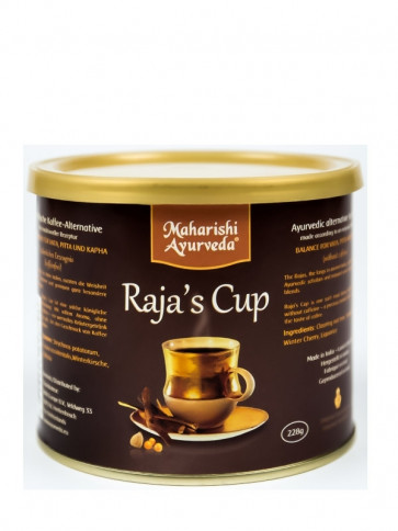 Raja's Cup Pulver, Ayurvedische Kaffee-Alternative