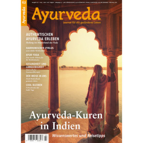 Ayurveda Journal 62 - Ayurveda-Kuren in Indien