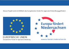 EU fördert Niedersachsen Banner
