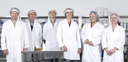 Team der Amla Produktion