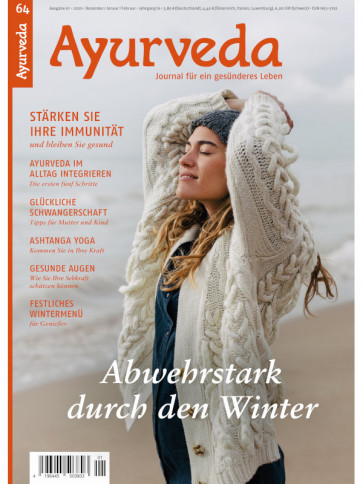 Ayurveda Journal 64 - Immunität
