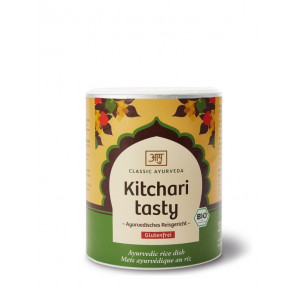 Kitchari tasty, bio